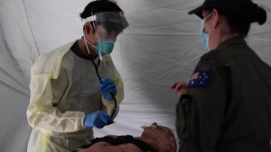Cope North 21 HA/DR field training exercise