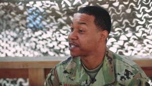 MSgt. Cass Vaughn Interview