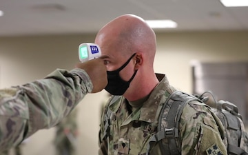 1st Stryker Brigade Combat Team deploy to Southern California