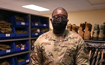 Black History Month Spotlight 2021: Staff Sgt. Tafari Plummer