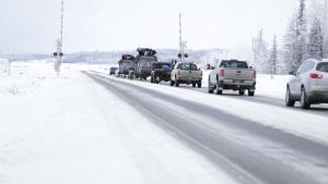 Alaska Army National Guard pre-mobility training operations B-roll