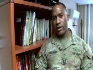 D.C. Guard officer explains the value of mentorship during Black History Month