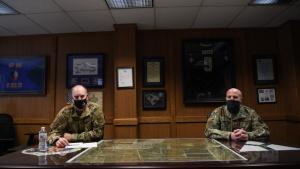 Commander Update on Winter Weather: Feb 16
