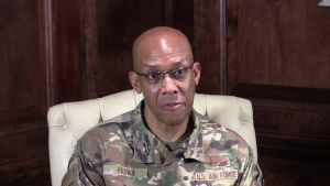 Gen. Brown  COVID Response