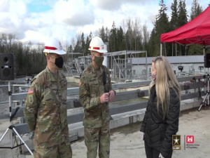 55 From The Field: LTG Spellmon Discusses The Mud Mountain Dam Fish Passage Facility