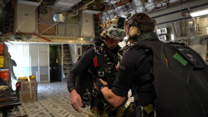 Alaska Air National Guard's 176th Wing trains to support the NASA human spaceflight program