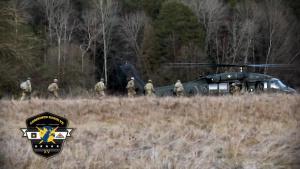 1-4 Infantry Regiment participates in raid exercise