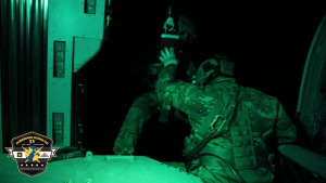 Night Hoist Missions at Combined Resolve XV