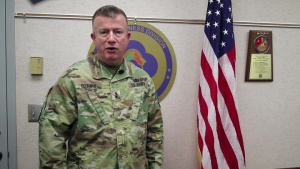 MG Guthrie Discusses Extremism in the Military