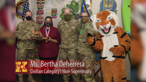 Kirtland AFB 2020 Annual Award Winners