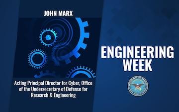 MARX ENGINEERING WEEK