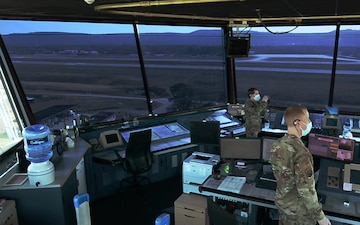 435th AGOW Ramstein Drop Zone Collaboration