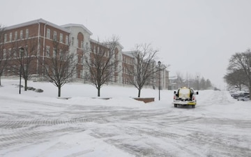 Around the Base: Snow Removal
