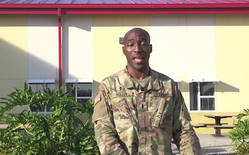 """VING's weekly inspiration message - 'Soldiers First"""""""