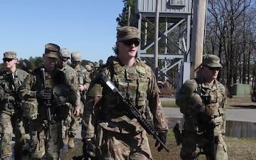 Guardsmen vie to be Arkansas' Best Warrior