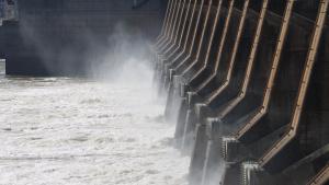 Dardanelle Lock & Dam (L&D 10)