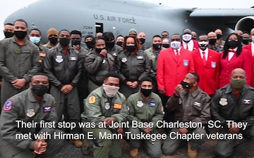 Travis AFB Airmen advance Tuskegee lineage