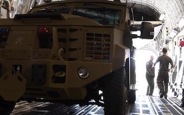 Airmen, joint partners participate in AFRC Exercise Patriot Sands