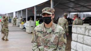 1st Lt. Giller Interview