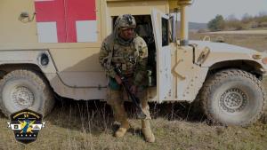 Combined Resolve XV, 115th Brigade Support Battalion STX