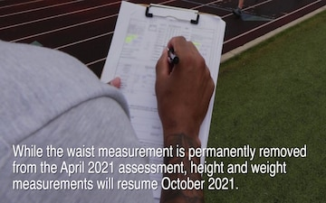 D.C. Air Guard members prep for April 2021 physical fitness assessments