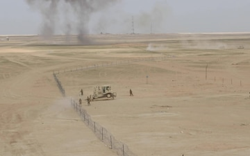 Kuwait Liberation Day Live Fire Exercise AFN