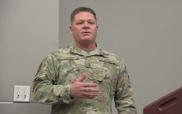 Ohio National Guard leadership speaks to deploying 179th members