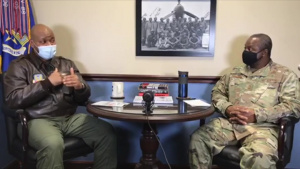 505 CCW Command Chief Virtual Coffee: Black History Month