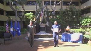 PACAF CFC Awards Ceremony