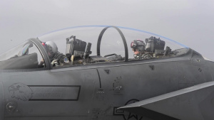 352d SOW and 48th FW joint training