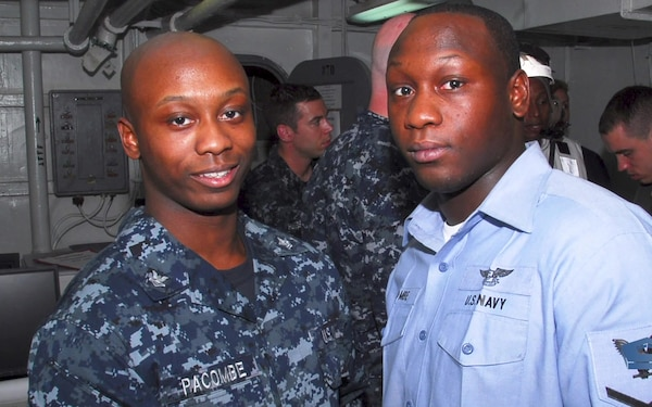 Why Navy Chose the Camo 'Blueberries'