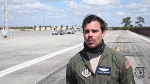 Dover Reserve Citizen Airmen train at Patriot Sands 2021