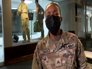 D.C. National Guard allied trade specialist finds new purpose in fitness