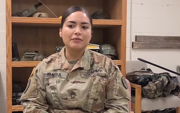 3CR NCO blazes the path for other females