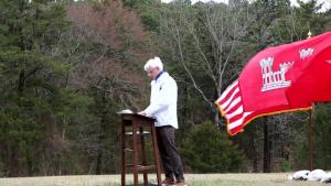 McClellan-Kerr Arkansas River Navigation System 50th Anniversary Media Day