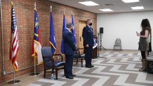 Maj. Gen. Roger E. Williams Jr. Retirement Ceremony