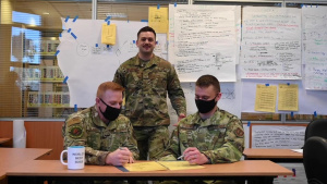 7th annual Innovation Madness - 39th Force Support Squadron