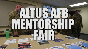 Mentorship Fair Connects Airmen with Community