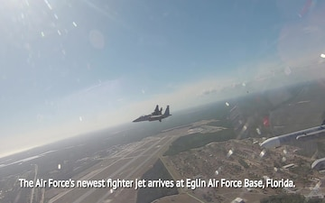 F-15EX Arrival