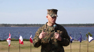 2nd Marine Logistics Group Relief and Appointment
