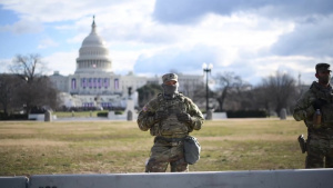 Guardsmen discuss success of Operation Capitol Response