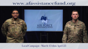 Team Wright-Patt Air Force Assistance Fund Campaign