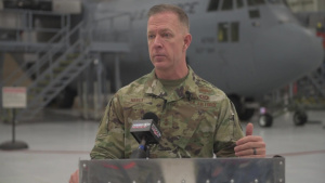 Maj. Gen. Richard Neely U.S. Capitol security mission press briefing March 15, 2021