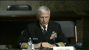Top DOD Leaders Speak at Senate Hearing, Part 2