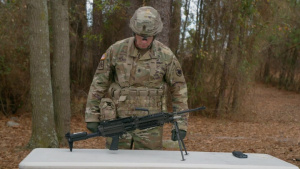 Know Your Tasks: M249 Machine Gun