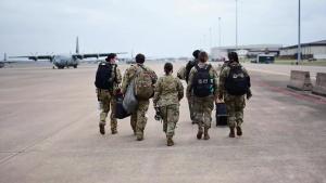 All-female C-130J crew commemorates Women's History Month