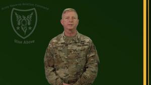 Brig. Gen. Cutchin's Safety Message
