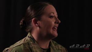 ADAB Talk - MSgt Katie McGuire Menges