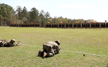 U.S. Army Small Arms Championships Day 5, Pistol Range B-Roll, Part 2
