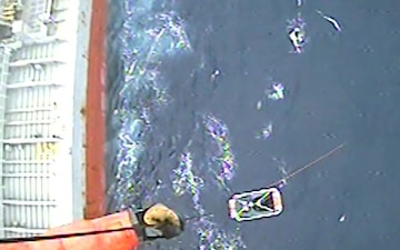 Coast Guard medevacs 45 year-old-man from commercial vessel 179 miles off Charleston